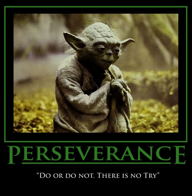 Yoda Quote There Is No Try: Vegan Since 22. I Had 2 Heart